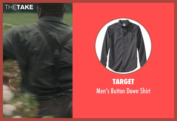 Target gray shirt from Lee Daniels' The Butler seen with No Actor (Earl Gaines)