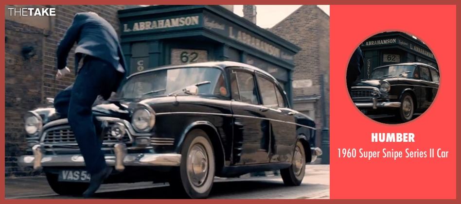 Humber car from Legend seen with No Actor (Unknown Character)