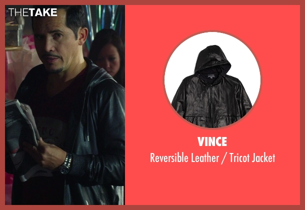Vince black jacket from Ride Along seen with No Actor (Santiago)