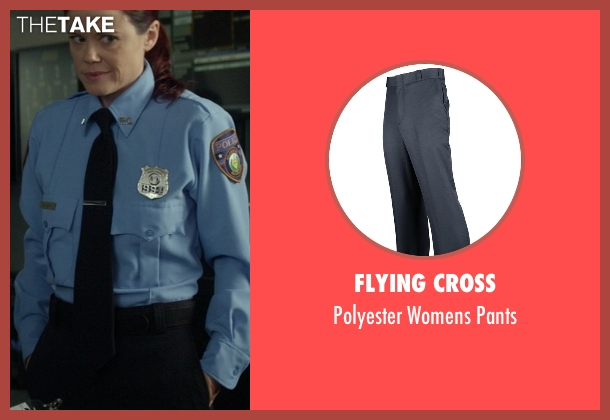 Flying Cross black pants from Ride Along seen with No Actor (Waiver Officer)