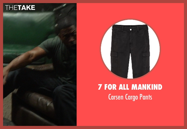 7 For All Mankind black pants from Ride Along seen with No Actor (Jay)