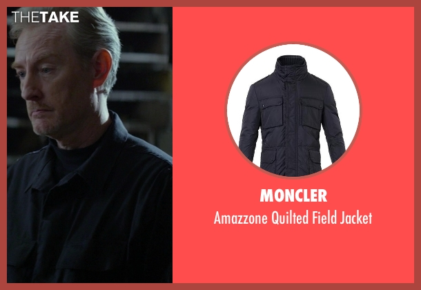 Moncler blue jacket from Ride Along seen with No Actor (Serbian Boss)