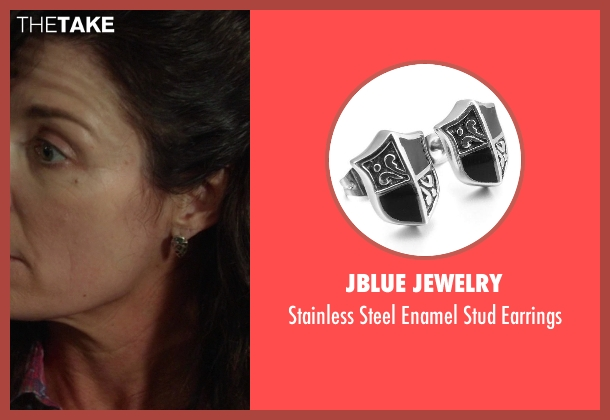JBlue Jewelry earrings from Ride Along seen with No Actor (Gun Shop Val (as Louanne LaFortune))
