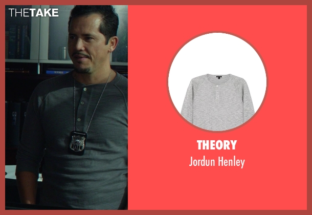 Theory gray henley from Ride Along