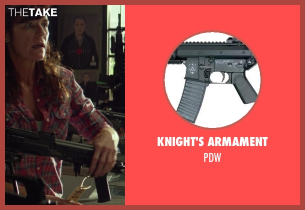 Knight's Armament pdw from Ride Along seen with No Actor (Gun Shop Val (as Louanne LaFortune))