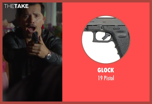 Glock pistol from Ride Along seen with No Actor (Santiago)