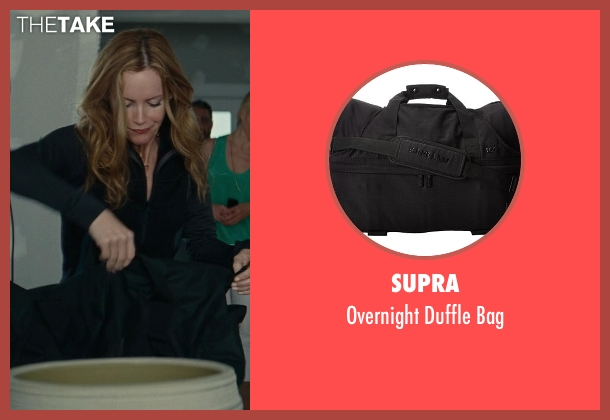 Supra black bag from The Other Woman seen with No Actor (Kate King)
