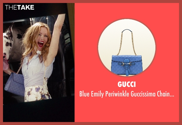 Gucci blue bag from The Other Woman seen with No Actor (Kate King)