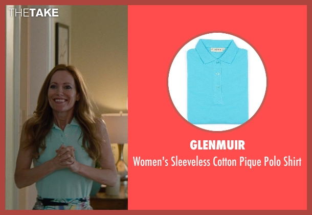 Glenmuir blue shirt from The Other Woman seen with No Actor (Kate King)