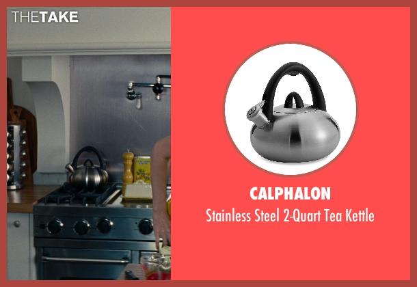 Calphalon kettle from The Other Woman seen with Leslie Mann (Kate King)