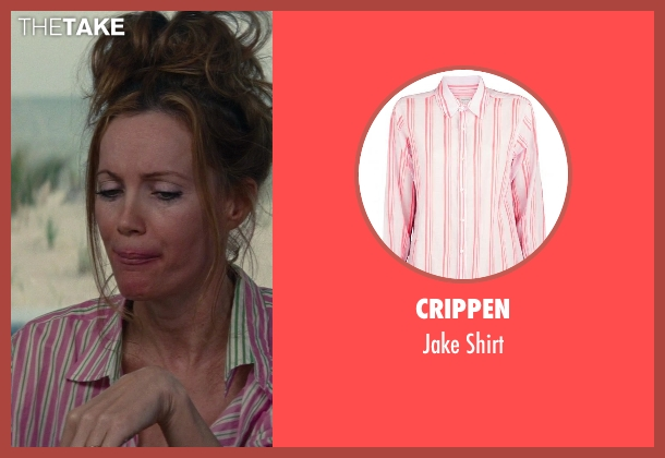 Crippen pink shirt from The Other Woman seen with Leslie Mann (Kate King)