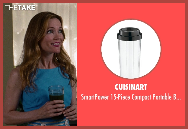 Cuisinart system from The Other Woman seen with Leslie Mann (Kate King)