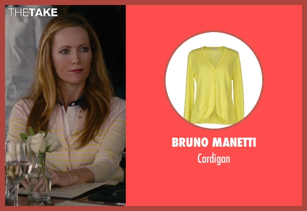 Bruno Manetti yellow cardigan from The Other Woman seen with No Actor (Kate King)