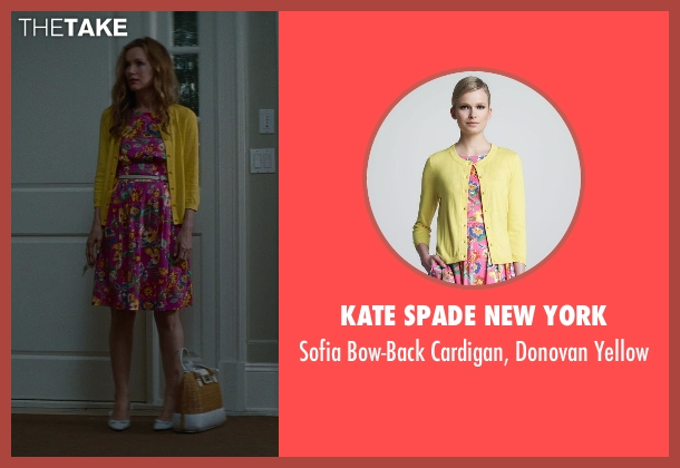 Kate Spade New York yellow yellow from The Other Woman seen with Leslie Mann (Kate King)