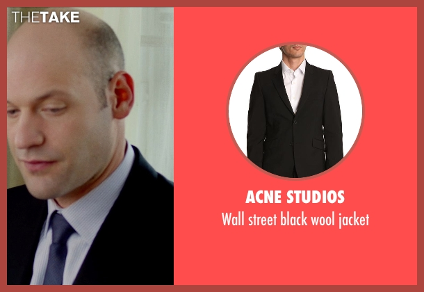 ACNE STUDIOS black jacket from This Is Where I Leave You seen with No Actor (Paul Altman)