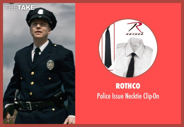 Rothco black clip-on from The Age of Adaline seen with Noel Johansen (Traffic Cop)