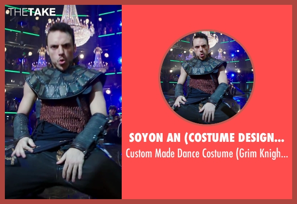 Soyon An (Costume Designer) costume from Step Up: All In seen with Nolan Padilla (Mob Dancer (as Nolan P. Padilla))