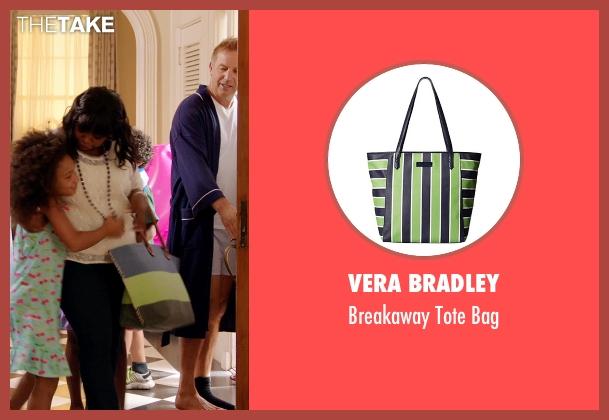 Vera Bradley black bag from Black or White seen with Octavia Spencer (Rowena Jeffers)