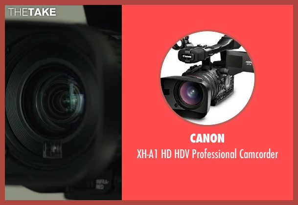 Canon camcorder from Oculus
