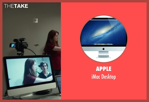 Apple desktop from Oculus