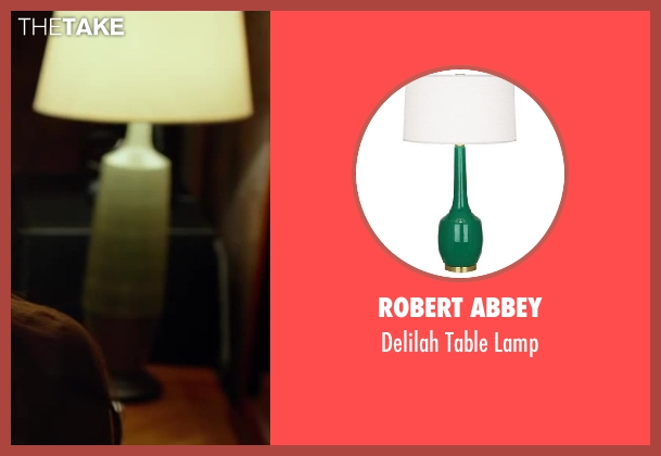 Robert Abbey lamp from Oculus