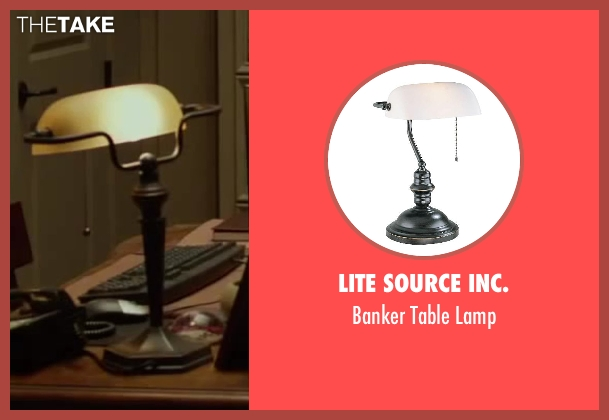 Lite Source Inc. lamp from Oculus