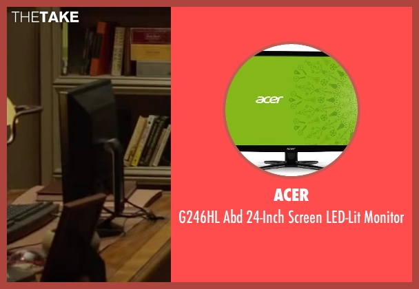 Acer monitor from Oculus
