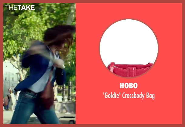 Hobo red bag from The November Man seen with Olga Kurylenko (Alice Fournier)
