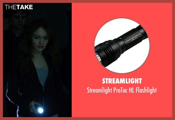 Streamlight flashlight from Ouija seen with Olivia Cooke (Elaine Morris)