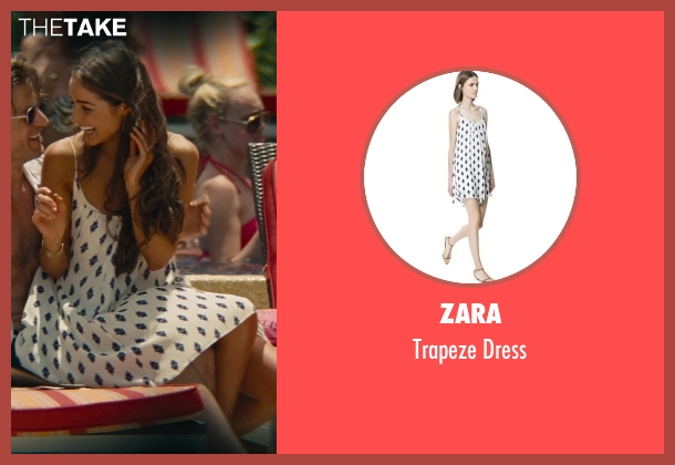 Zara dress from The Other Woman seen with Unknown Actor (Unknown Character)