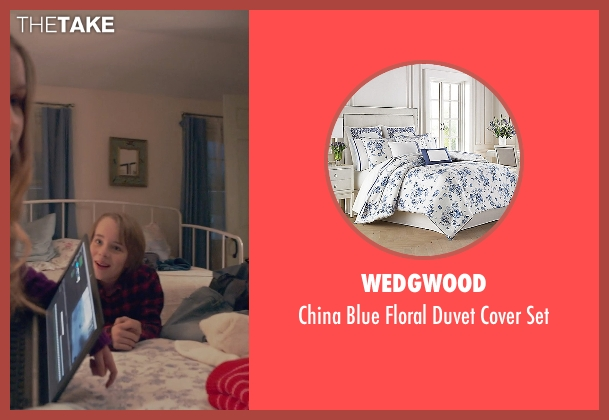 Wedgwood set from The Visit seen with Olivia DeJonge (Unknown Character)