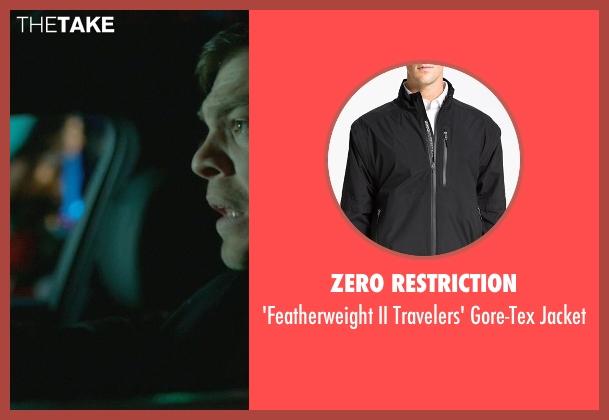 Zero Restriction black jacket from John Wick seen with Omer Barnea (Gregori)