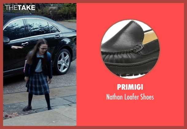 Primigi shoes from Southpaw seen with Oona Laurence (Leila Hope)