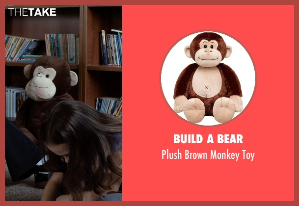 Build A Bear toy from Southpaw seen with Oona Laurence (Leila Hope)