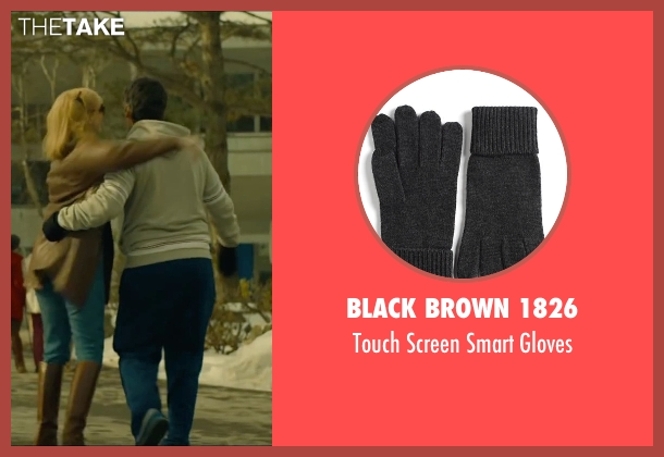 Black Brown 1826 black gloves from A Most Violent Year seen with Oscar Isaac (Abel Morales)