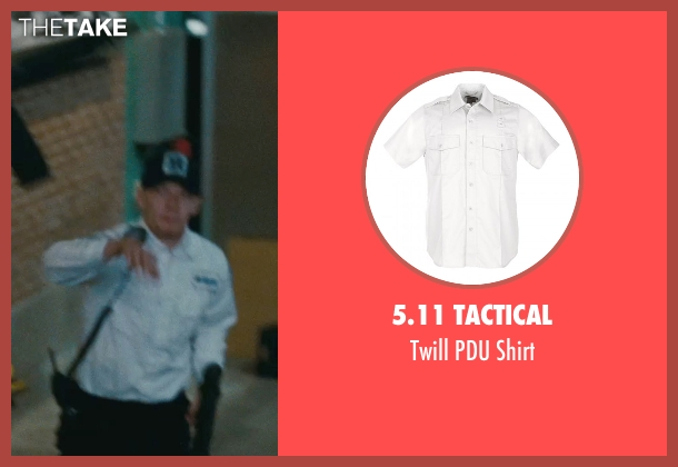 5.11 Tactical shirt from The Town seen with Owen Burke (Desmond Elden)