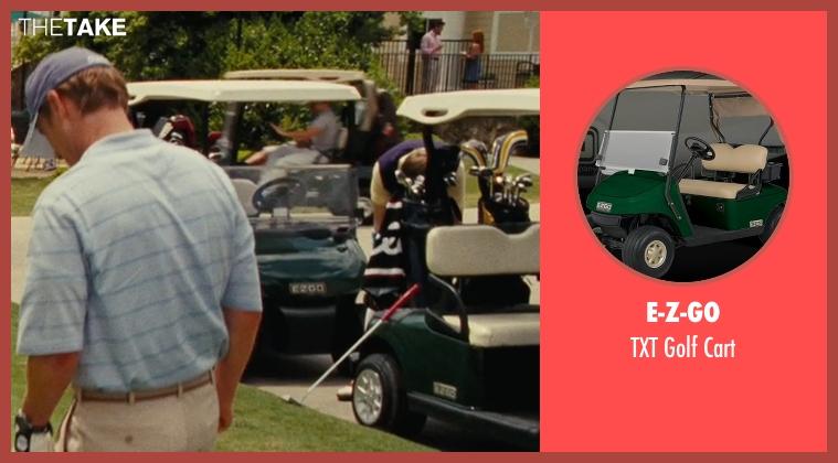 E-Z-Go cart from Hall Pass seen with Owen Wilson (Rick)