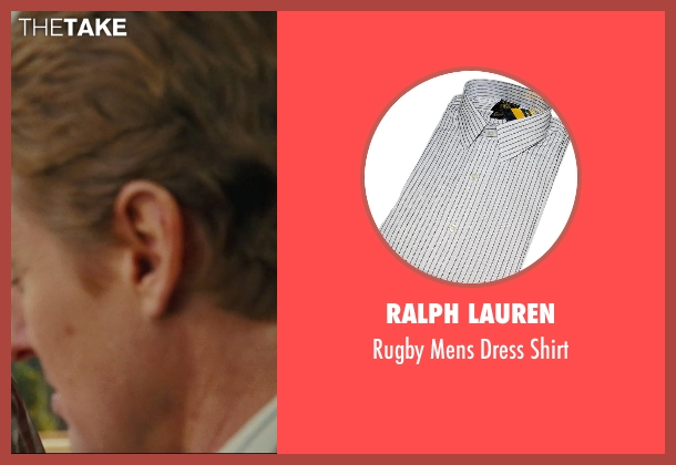 Ralph Lauren white shirt from Hall Pass seen with Owen Wilson (Rick)
