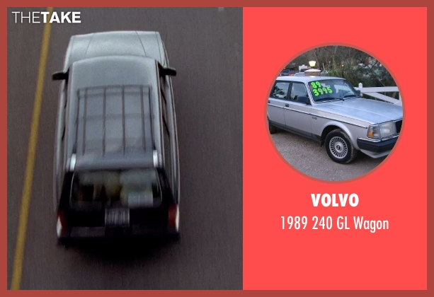 Volvo wagon from Boyhood seen with Patricia Arquette (Mom)