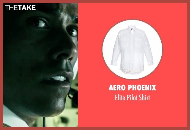 Aero Phoenix shirt from Point Break seen with Patrick Dewayne (Pilot)