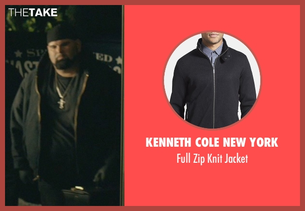 Kenneth Cole New York black jacket from John Wick seen with Paugh Shadow (Assassin)