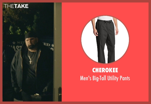 Cherokee black pants from John Wick seen with Paugh Shadow (Assassin)