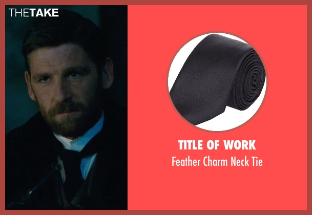 Title Of Work black tie from Sherlock Holmes: A Game of Shadows seen with Paul Anderson (Colonel Sebastian Moran)