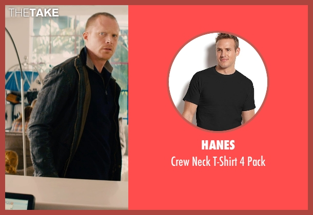 Hanes black pack from Mortdecai seen with Paul Bettany (Jock Strapp)