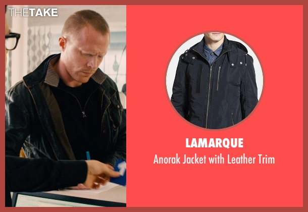 LaMarque black trim from Mortdecai seen with Paul Bettany (Unknown Character)
