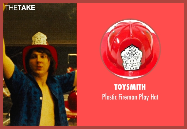 Toysmith hat from Love & Mercy seen with Paul Dano (Brian Wilson)