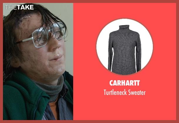 Carhartt gray sweater from Prisoners seen with Paul Dano (Alex Jones)