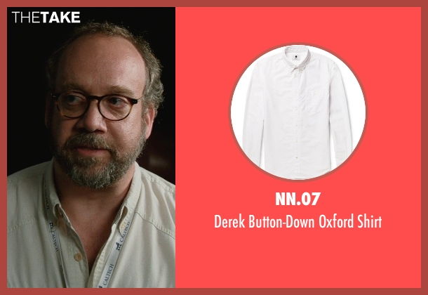 NN.07 white shirt from San Andreas seen with Paul Giamatti (Unknown Character)