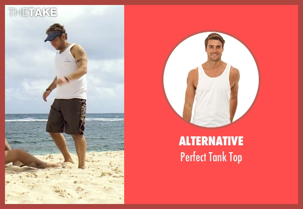 Alternative white top from Forgetting Sarah Marshall seen with Paul Rudd (Chuck)