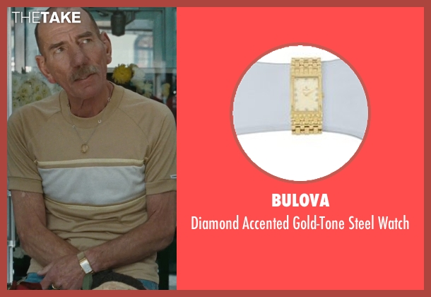 Bulova gold watch from The Town seen with Pete Postlethwaite (Fergus 'Fergie' Colm)